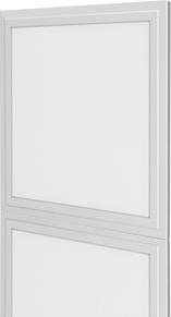 TLP-X-3030 300x300 LED Panel