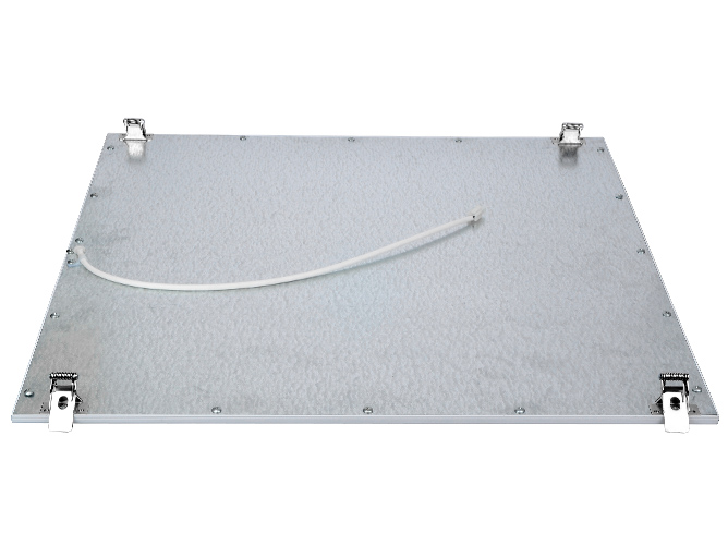 Led Panel With Spring Clips