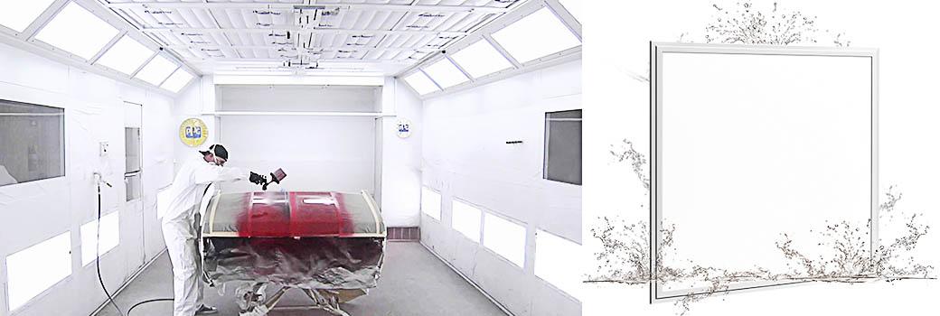 led panel light solutions ip65 led panel ugr 19 led panel sgslight. Black Bedroom Furniture Sets. Home Design Ideas